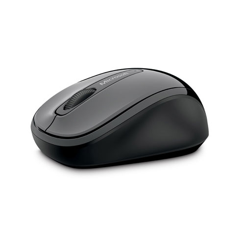 GMF-00423 マイクロソフト ワイヤレス モバイル マウス 3500(シルバー)