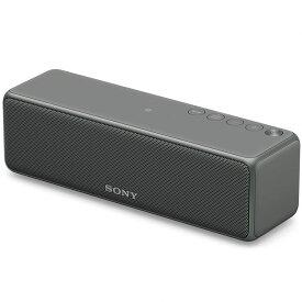 SRS-HG10 BM ソニー ハイレゾ対応ワイヤレスポータブルスピーカー(グレイッシュブラック) h.ear go 2