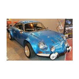 1/18 ルノー アルピーヌ A110 1973 (ブルーメタリック)【KS08485BL】 ミニカー 京商