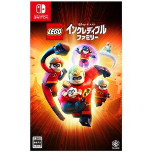 【Nintendo Switch】レゴR インクレディブル・ファミリー ワーナー ブラザース ジャパン [HAC-P-AH3EC レゴ インクレディブルファミリー]