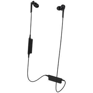 ATH-CKS550XBT BK オーディオテクニカ Bluetooth対応 ダイナミック密閉型カナルイヤホン(ブラック) audio-technica SOLID BASS