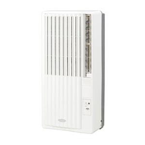 KAW-1673/W コイズミ 窓用エアコン(冷房専用・おもに4〜7畳用 ホワイト) KOIZUMI [KAW1673W]【返品種別A】