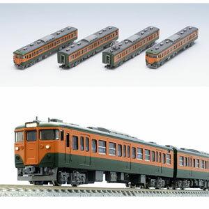 [鉄道模型]トミックス TOMIX (Nゲージ) 98299 JR 113-2000系近郊電車(JR東海仕様)基本セット (4両) [トミックス 98299 113 2000ケイ JRトウカイシヨウ キホン 4R]【返品種別B】