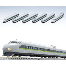 [鉄道模型]トミックス (Nゲージ) 98647 JR 0-7000系山陽新幹線(フレッシュグリーン)セット (6両)