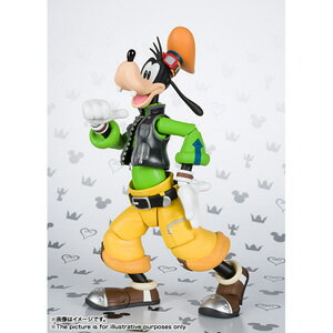 S.H.フィギュアーツ グーフィー(KINGDOM HEARTS II) バンダイ [SHFグーフィー]【Disneyzone】【返品種別B】