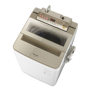 (標準設置料込)NA-FA80H6-N パナソニック 8.0kg 全自動洗濯機 シャンパン Panasonic