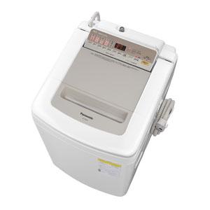 (標準設置料込)NA-FD80H6-N パナソニック 8.0kg 洗濯乾燥機 シャンパン Panasonic