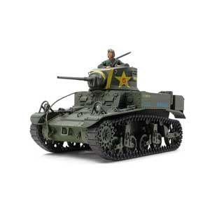 1/35 MM アメリカ軽戦車 M3スチュアート 後期型【35360】 タミヤ [T 35360 アメリカケイセンシャ M3スチュアート コウキガタ]【返品種別B】