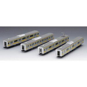 [鉄道模型]トミックス TOMIX 【再生産】(Nゲージ) 92344 JR E231-0系通勤電車(総武線) 4両増結セット [92344 E231ソウブゾウケツ]【返品種別B】