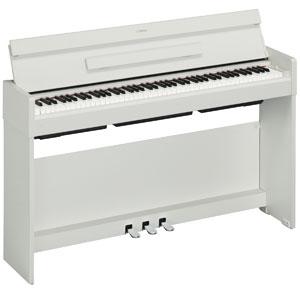 YDP-S34WH ヤマハ 電子ピアノ(ホワイトウッド調仕上げ)【楽譜集付き】 YAMAHA ARIUS アリウス