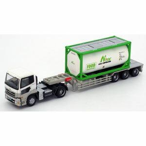 [鉄道模型]トミーテック (N) ザ・トラック/トレーラーコレクション ニヤクコーポレーション ローリーセット