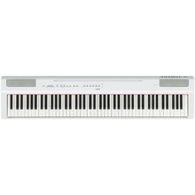 P-125WH ヤマハ 電子ピアノ(ホワイト) YAMAHA Pシリーズ