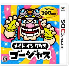 【3DS】メイド イン ワリオ ゴージャス 任天堂 [CTR-P-AWXJ 3DS メイドインワリオ ゴージャス]