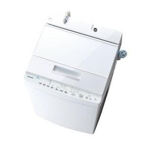 (標準設置料込)AW-8D7-W 東芝 8.0kg 全自動洗濯機 グランホワイト TOSHIBA ZABOON