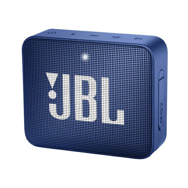JBLGO2BLU JBL 防水対応ポータブルBluetoothスピーカー(ブルー) JBL GO 2