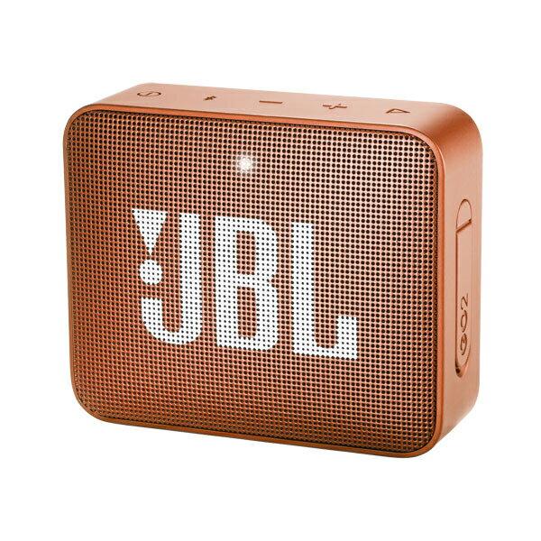 JBLGO2ORG JBL 防水対応ポータブルBluetoothスピーカー(オレンジ) JBL GO 2