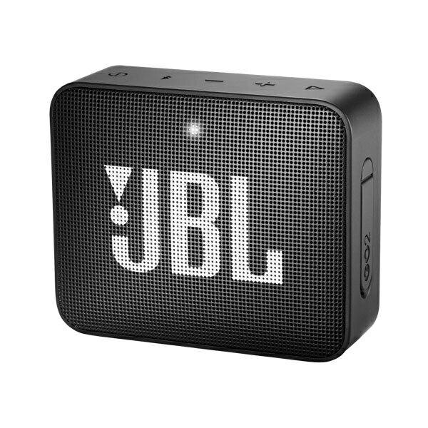 JBLGO2BLK JBL 防水対応ポータブルBluetoothスピーカー(ブラック) JBL GO 2