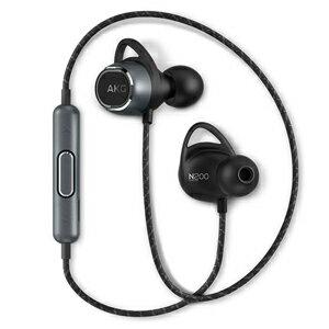 N200 WIRELESS AKG Bluetooth対応ダイナミック密閉型カナルイヤホン AKG