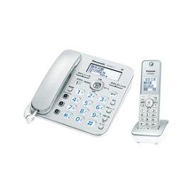 VE-GZ31DL-S パナソニック デジタルコードレス留守番電話機(子機1台) シルバー Panasonic ル・ル・ル(RU・RU・RU) [VEGZ31DLS]