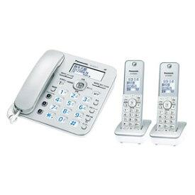 VE-GZ31DW-S パナソニック デジタルコードレス留守番電話機(子機2台) シルバー Panasonic ル・ル・ル(RU・RU・RU) [VEGZ31DWS]