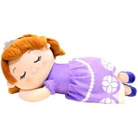 4620139 モリシタ Disney 添い寝枕 ソフィア 20×55cm ちいさなプリンセス