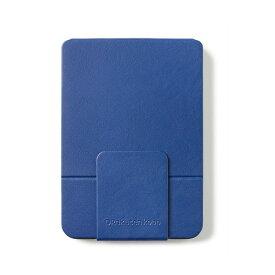 N249-AC-BL-E-PU kobo Kobo Clara HD 専用スリープカバー(ブルー) スリープ・マグネットロック機能付、ハンズフリーで読書が楽しめるスタンド型