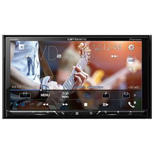 FH-7400DVD パイオニア 7V型ワイドVGAモニター チューナー・DSPメインユニットBluetooth/DVD/CD/USB carrozzeria(カロッツェリア)