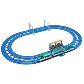 レーンがクロス!E5系新幹線 はやぶさベーシックセット タカラトミー