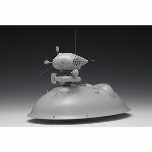1/20 SK362 Pnzer Spahwagen オスカル初期型(マシーネンクリーガー)【MK-054】 ウェーブ [WA MK-054 オスカル ショキガタ]【返品種別B】