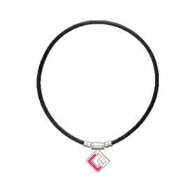 ABAPH02M コラントッテ コラントッテ TAO ネックレス AURA(ブラック/レッドラメ・サイズ:M 適応目安:43cm) Colantotte