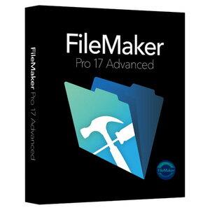 FileMaker Pro 17 Advanced ファイルメーカー ※パッケージ版【返品種別B】