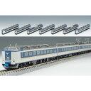 [鉄道模型]トミックス TOMIX (Nゲージ) 98651 JR 485系特急電車(しらさぎ・新塗装)セットB(7両) [トミックス 98651 485ケイ ...