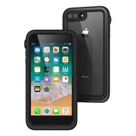 CT-WPIP175-BK カタリスト iPhone 8 Plus/7 Plus用 完全防水ケース(ブラック) Catalyst Case for iPhone 8 Plus/7 Plus