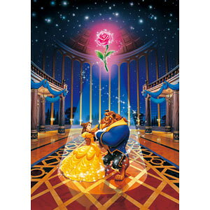 ディズニー マジック オブ ラヴ(美女と野獣) 世界最小1000ピース ジグソーパズル テンヨー 【Disneyzone】