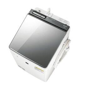 (標準設置料込)ES-PU11C-S シャープ 11.0kg 洗濯乾燥機 シルバー系 SHARP