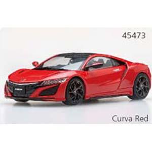 1/43 Honda NSX 2016 Curva Red【45473】 EBBRO [エブロ 45473 HONDA NSX 2016 RED]【返品種別B】