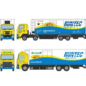 [鉄道模型]トミーテック (N) ザ・トラックコレクション ランテック大型トラックセット