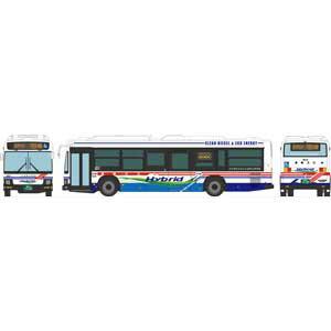 [鉄道模型]トミーテック (HO) 全国バスコレクション80(JH031)長崎バス [バスコレ80 JH031 ナガサキバス]【返品種別B】
