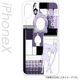 PCM-IPX2964 ハクバ iPhone XS/X用 ハードケース(劇場版 魔法少女まどか☆マギカ[新編]叛逆の物語 暁美 ほむら シルエットVer) CHARAMODE(キャラモード)