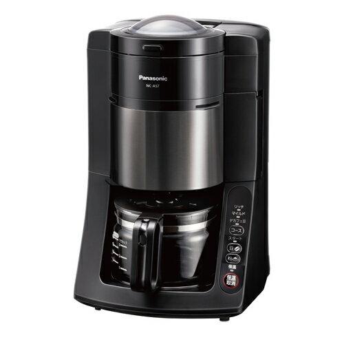 NC-A57-K パナソニック 沸騰浄水コーヒーメーカー ブラック Panasonic