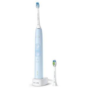 HX6463/68 フィリップス 電動歯ブラシ(ライトブルー) PHILIPS sonicare ソニッケアー プロテクトクリーン プラス