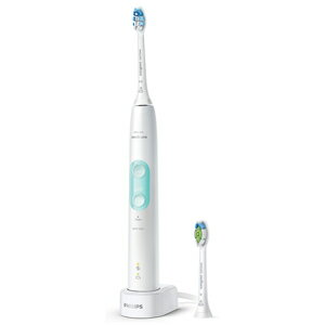 HX6467/68 フィリップス 電動歯ブラシ(ホワイトミント) PHILIPS sonicare ソニッケアー プロテクトクリーン プラス