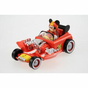 ミッキーマウスとロードレーサーズ かんたん変形! ホット・ロッド ミッキーマウス タカラトミー 【Disneyzone】