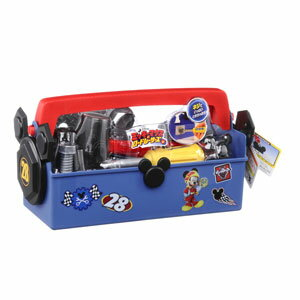 ミッキーマウスとロードレーサーズ 工具がいっぱい! ツールボックス タカラトミー 【Disneyzone】