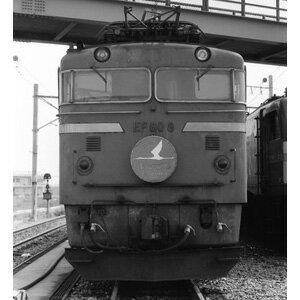 [鉄道模型]カトー (Nゲージ) 3064-2 EF80 1次形(ヒサシなし)電気機関車 [カトー 3064-2 EF80 1ジ ヒサシナシ]【返品種別B】