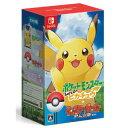 【Nintendo Switch】ポケットモンスター Let's Go! ピカチュウ モンスターボール Plusセット ポケモン [HAC-R-ADW2A …