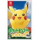 【Nintendo Switch】ポケットモンスター Let's Go! ピカチュウ ポケモン [HAC-P-ADW2...