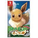 【Nintendo Switch】ポケットモンスター Let's Go! イーブイ ポケモン [HAC-P-ADW3A ...