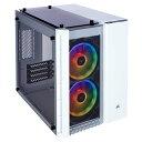 CC-9011137-WW コルセア ミドルタワー型PCケース(ホワイト) Crystal 280X RGB