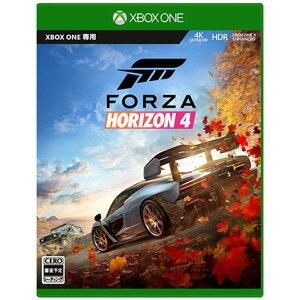 【Xbox One】Forza Horizon 4 日本マイクロソフト [GFP-00008 XBOX フォルツァホライゾン4]